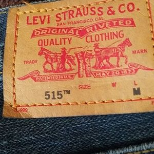 Levi Strauss & Co Jeans - Levi Strauss & Co Jean's